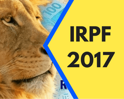 Declaração Imposto de Rendas Pesssoa Física 2017